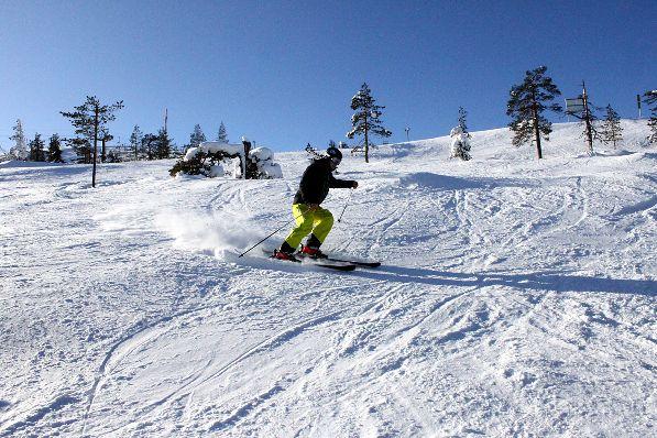 Именно в ноябре многие горнолыжные курорты Финляндии открывают свои двери