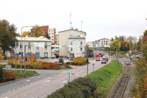 Финляндия в октябре особенно хороша и красива, правда погода все чаще и чаще начинает выказывать свой осенний нрав