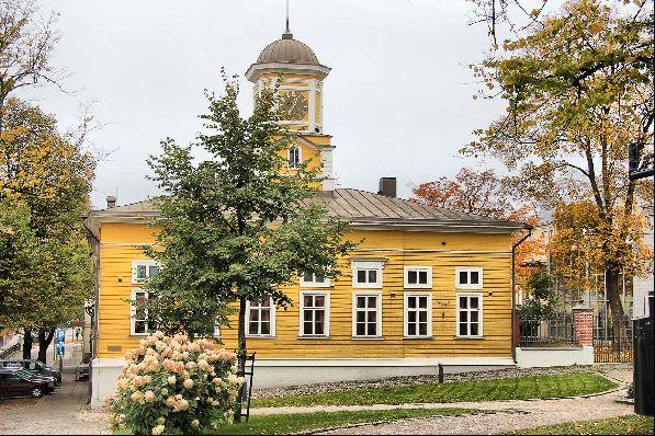 По-своему осенью хороши небольшие провинциальные финские городки