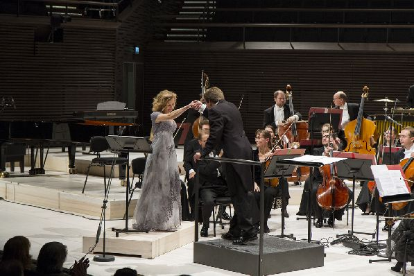 Фестиваль музыки в Хельсинки - одно из важнейших событий в культурной жизни страны