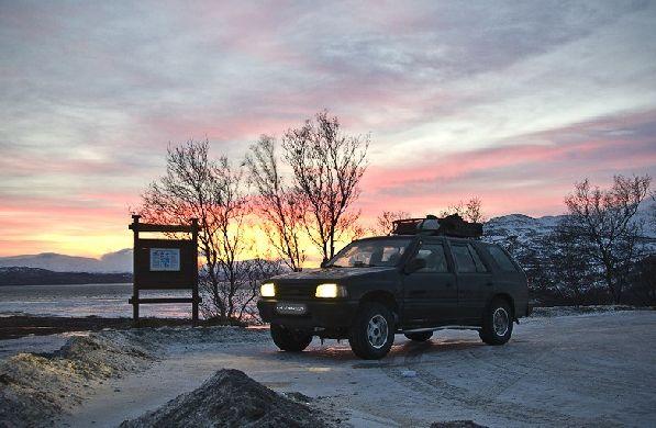 Путешествуем по Финляндии на арендованном авто!