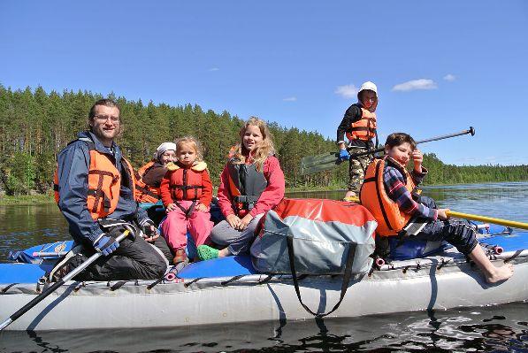 Финляндия - одна из самых лучших стран Европы для проведения своего отпуска вместе с детьми!