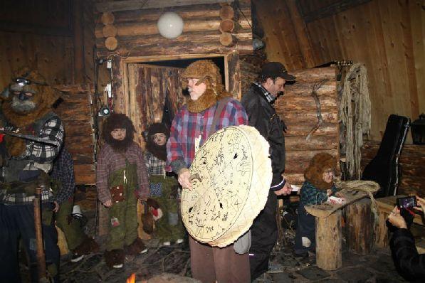 Тролли - главные герои финского фольклора.
