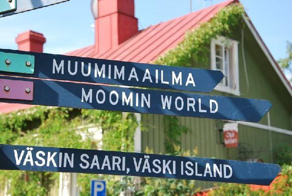 Летом в Финляндии для деток - множество развлечений всех пошибов и мастей.
