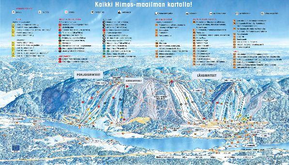 Большая карта Химоса.