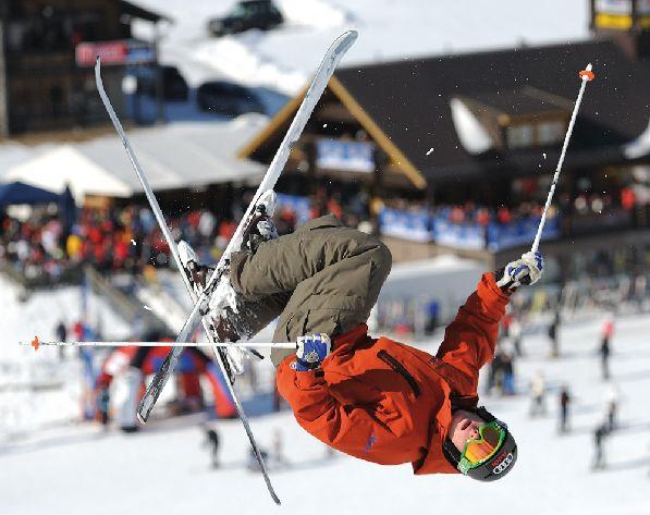 Пюхю уже давно облюбовали продвинутые лыжники.