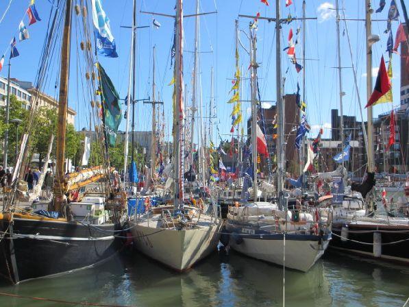 'The Tall Ships Races'' - знаменательное спортивное событие, в котором принимает участие молодежь со всего мира.