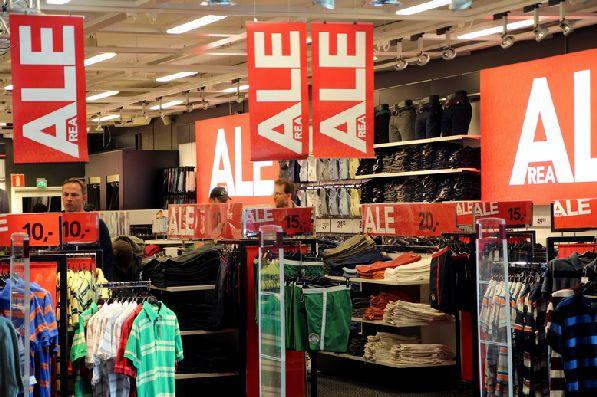 В июне в Финляндии открывается сезон летних распродаж.