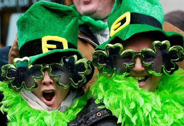 День св. Патрика, несмотря на его принадлежность к ирландской культуре, широко отмечается и в столице Финляндии