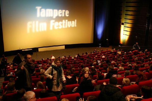 В 2015 году кинофестиваль в Тампере отметил свой 45-летний юбилей.