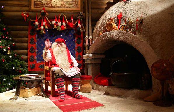 Встреча с самым главным Дедом Морозом в мире - событие всегда волнительное.