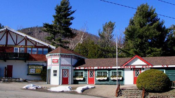 Почтовый офис в деревне Санта Клауса.