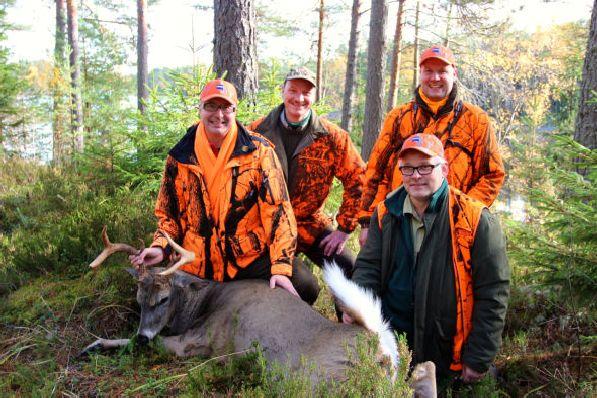 Во многих случаях получение разрешения на охоту является обязательным.