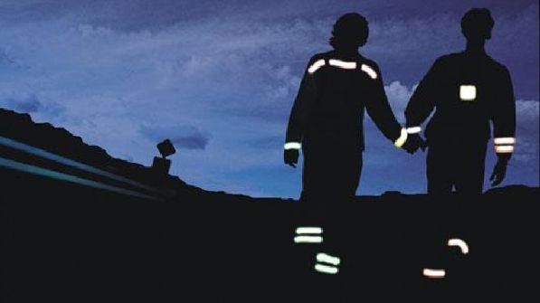 Светоотражающие элементы помогут в тёмное время суток быть заметными для водителей.