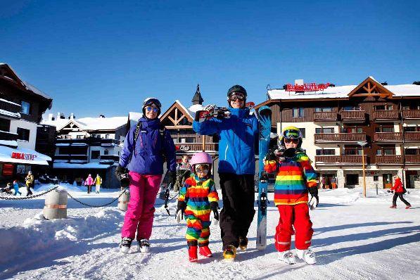 В Финляндии один из самых продолжительных горнолыжных сезонов по сравнению с другими европейскими странами.