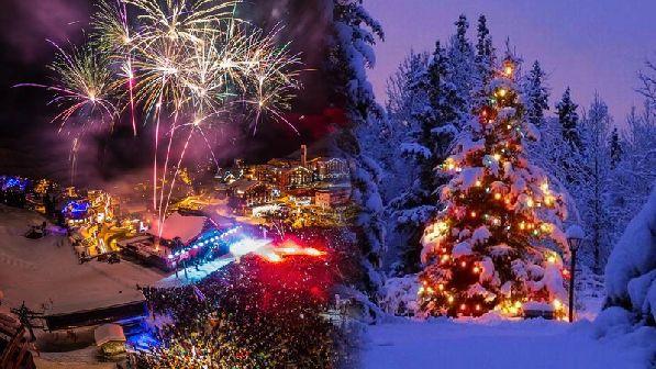 В период Рождественских и Новогодних каникул стоимость путёвок - самая высокая в году!