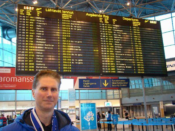 Нужно попасть в Финляндию быстро и максимально комфортно? Тогда вам в аэропорт!