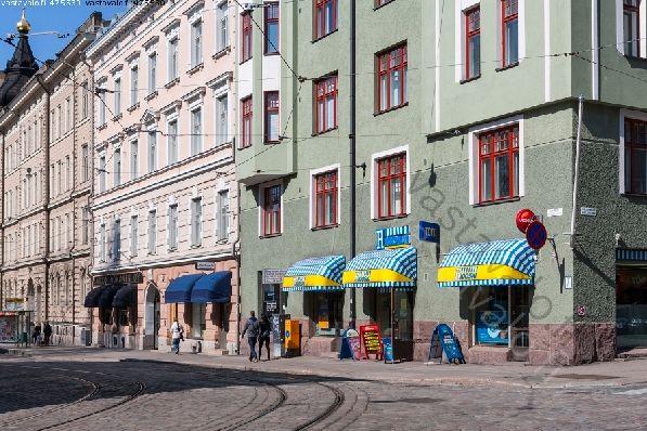 Магазинчики ''R-Kioski'' в Финляндии есть повсюду.